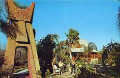 Tiki Gardens; Indian Rocks Beach