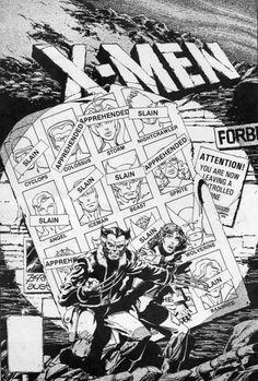 X-Men: Days of Future Past John Byrne & Terry Austin