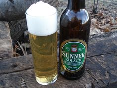 Sunner Kolsch the original from Cologne Germany, they best!!!!