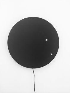 'INCALESCENCE' CLOCK | Studio Sabine Marcelis/ Rob Hebing