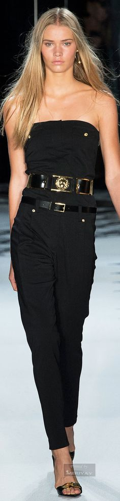 Versus Versace.Spring 2015. Please like http://www.facebook.com/RagDollMagazine and follow @RagDollMagBlog @priscillacita
