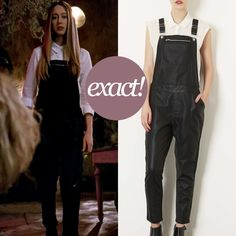 Zoe Benson American Horror Story Outfit