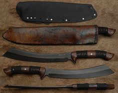 """Dawson Knives 12"""" Parang                                                                                                                                                                                 More"""