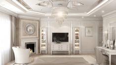 Very best modern villa interior Modern Bedroom Design, Master Bedroom Design, Dream Bedroom, Modern Interior Design, Interior Design Companies, Classic Furniture, Luxury, Bedrooms, Villa