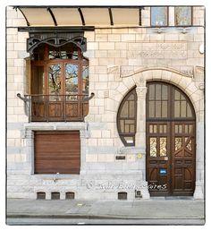Lovely door & window