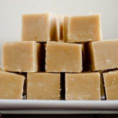 Peanut Butter Fudge (Microwave Recipe)