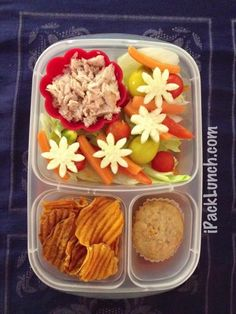 lunch in #EasyLunchboxes #projectlunchbox