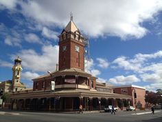 Broken Hill in New South Wales