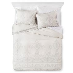 Vintage Gate Duvet and Sham Set - The Industrial Shop™ : Target