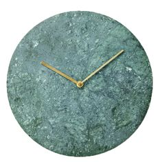 Menu Marble Green Wall Clock | Wall Clocks | Home Furnishings | Heal's