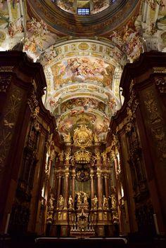 Melk Abbey Church Altar
