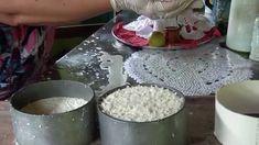 como fazer queijo caseiro caipira.