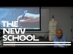 Pattern-Making Workshop with Shingo Sato | Parsons The New School for Design - YouTube