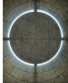 """fiore-rosso: """"Tadao Ando. UNESCO Meditation Space. """""""