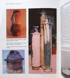 Vintage 1970s Introduction to Pottery book by GoodsGarb on Etsy