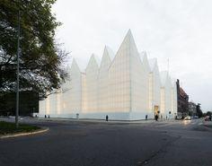 Philharmonic Hall in Szczecin by Barozzi / Veiga | Concert halls