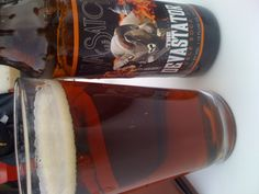 Wasatch Brewing's The Devastator Double Bock - 8% abv