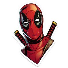deadpool drawing - Drawing Tips Marvel Vs, Marvel Dc Comics, Marvel Heroes, Deadpool Tattoo, Deadpool Art, Dead Pool, Deadpool Stickers, Marvel Tattoos, Deadpool Wallpaper