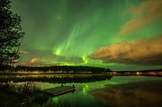 Aurora Photo by Anita Nielsen — National Geographic Your Shot