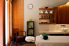 58 best treatment room ideas images on pinterest massage hair stylists and massage room. Black Bedroom Furniture Sets. Home Design Ideas