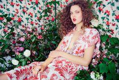 Publication: Harper's Bazaar UK May 2017  Model: Lindsey Wixson  Photographer: Erik Madigan Heck  Fashion Editor: Leith Clark  Hair: Laurent Philippon  Make Up: Sharon Dowsett  PART I