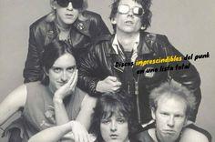 Discos imprescindibles del punk en una lista total: Gran Encuesta Punk  #punk #discos