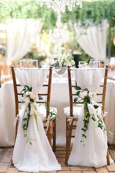 Shabby & Chic Vintage Wedding Decor Ideas ❤ See more…