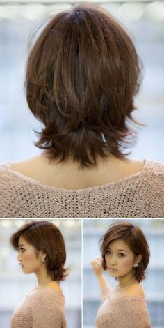 Bem na foto: 12 cortes de cabelo médio repicado - Lange Frisuren Bem na foto: 12 cortes de cabelo médio repicado - Lange wunderschöne Ideen der niederländischen Braid Frauen Frisuren Medium Hair Cuts, Short Hair Cuts, Medium Hair Styles, Curly Hair Styles, Haircut Medium, Short Wavy, Medium Cut, Short Hair With Layers, Hair Styles 2016