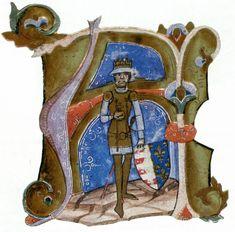 Medieval, German, Painting, Image, Art, Black, Deutsch, Art Background, Kunst