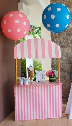 Flamingo Retro Pool Party   CatchMyParty.com
