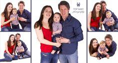 Family portrait, family photography
