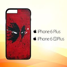 Deadpool Mask X4467 iPhone 6 Plus | 6S Plus Case