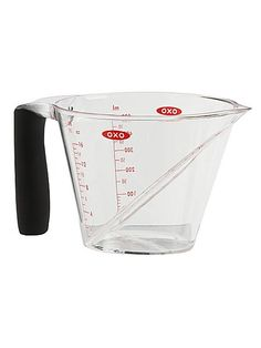 Angled Measuring Cup by designers Smart Design OXO