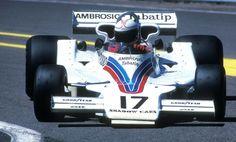 Alan Jones (Shadow-Ford DN8), 1977 Spanish GP, Jarama