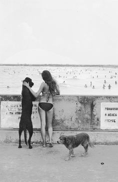 South Beach Pier, 1977. Michael Carlebach