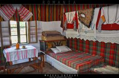 Bucharest Village Museum – Exploring Romania's Countryside In A Day Romania People, Transylvania Romania, Vernacular Architecture, Bucharest, Traditional Rugs, Old Houses, Furniture Design, Interior Decorating, House Design
