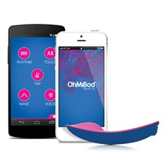 OhMiBod's Indiegogo-Funded blueMotion Wearable Vibrator Makes Quite a Buzz in Mainstream Media. With OhMiBod's blueMotion, couples can experiment with different speeds and motion configurations via Bluetooth® and Wi-Fi for a fulfilling encounter anywhere in the world. Ohmibod has created a prodcut that offers a genuinely stimulating experience between couples, no matter how far away they are from each other. $129.00