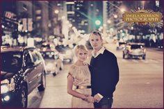 Downtown Chicago Engagement Photos | photography by  (via @Elizabeth Lockhart Lockhart Anne Designs)