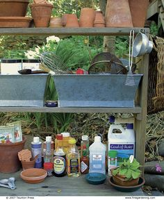 35 Pest and Disease Remedies Turn to your pantry and medicine cabinet for simple solutions to common garden problems