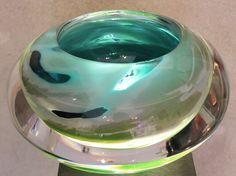 Graal by INKA ART GLASS at Unikt Glas