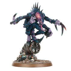 Genestealer patriarch, from Deathwatch Overkill