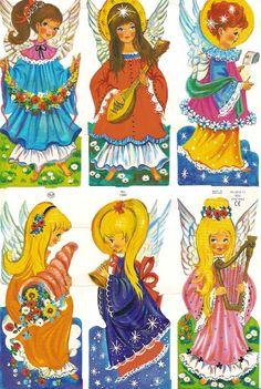 Merry Little Christmas, Vintage Christmas, Vintage Baby Pictures, Vintage Bookmarks, Old Toys, Collage Sheet, Vintage Paper, Paper Dolls, Childhood Memories