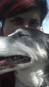 Camina conmigo, Luca. #perros #adiestramiento #educación #emoción