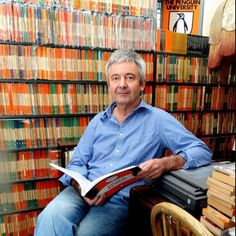 Steve Hare R.I.P. Today's post is dedicated to Steve Hare who passed away, suddenly, two days ago. Steve was a friend and the man who knew more about The history of Penguin Books than anyone. His collection of over15,000 Penguins is unparalleled and...