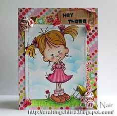 Created by Chitra for the Cards for Maddy Card Drive at Simon Says Stamp. 2013