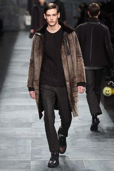 Fendi - Fall 2015 Menswear - Look 16 of 44