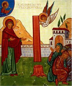 Feast in Honour of the Tunic of Our Lord and the Life-Giving Pillar (Svetitskhoveli)