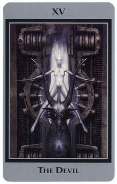 Giger Tarot Cards