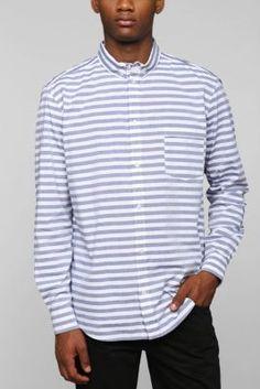Cheap Monday Frank Denim Button-Down Shirt | Mondays, Shirts and ...