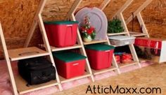 Holiday storage tools of the trade -- organizing tips from the experts.